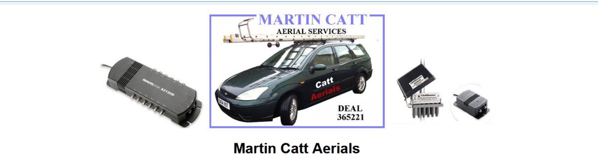 catt aerials