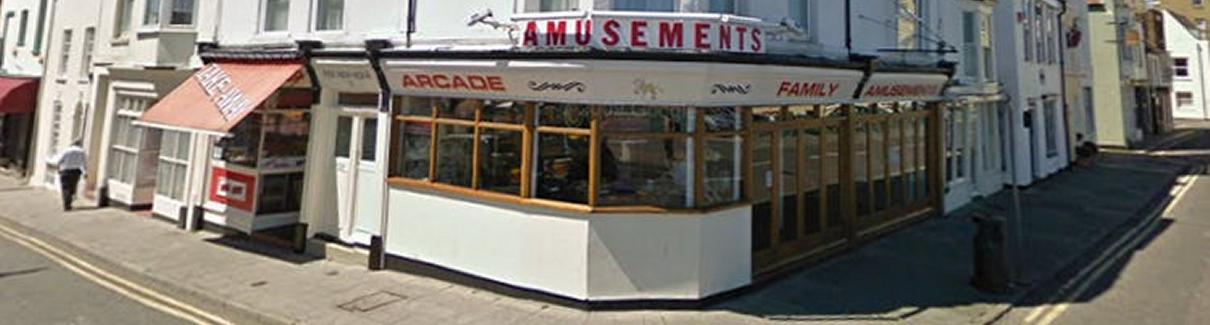 pier view amusements